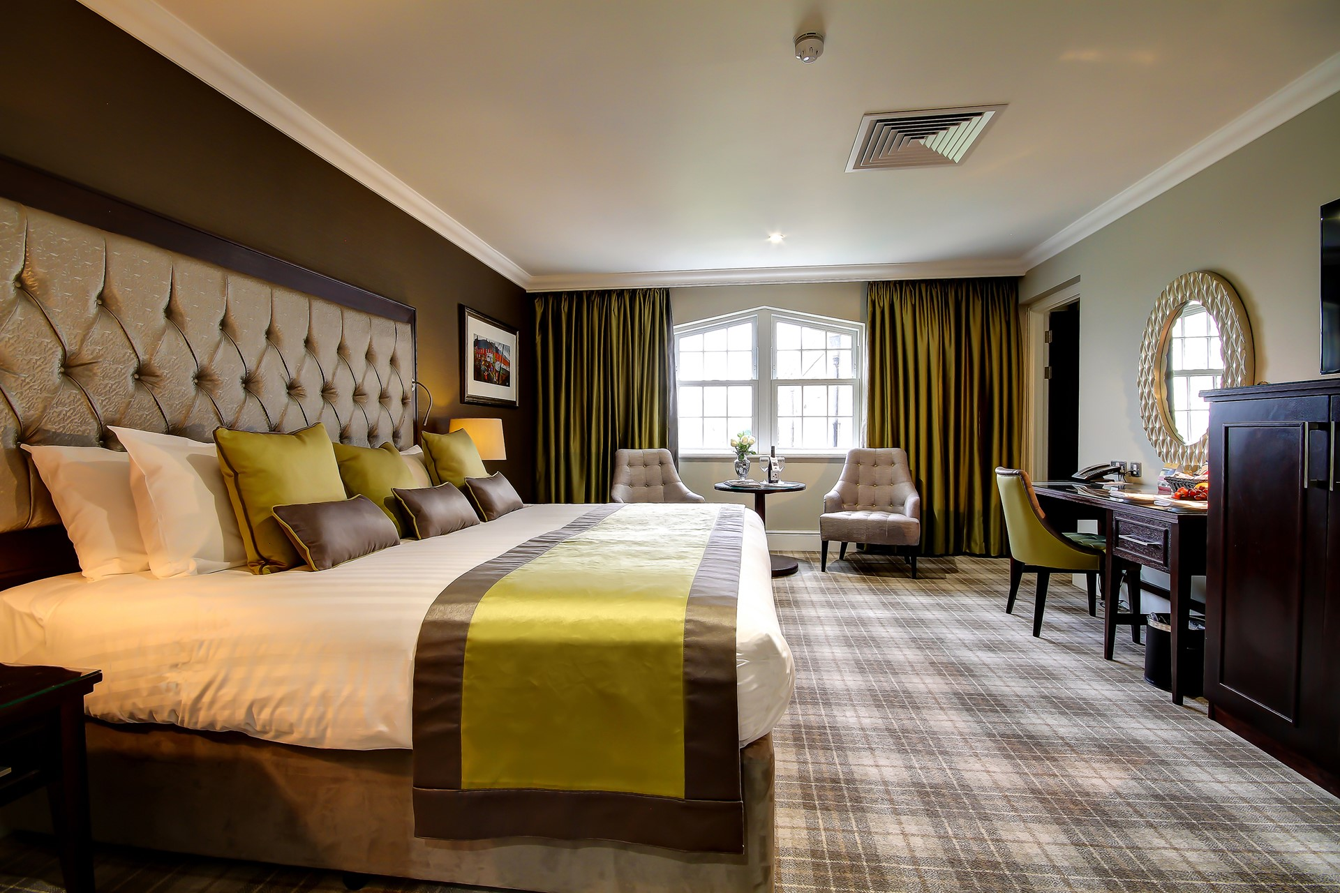 Premier Double Amp Twin Rooms Ramside Hall